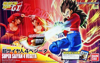 Bandai Figure-Rise Standard SUPER SAIYAN 4 VEGETA Plastic Model Kit