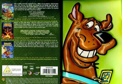 Scooby Doo! 3 Spooky DVDs: Goblin King, Camp Scare, Witch's Ghost - DVD  6SVG