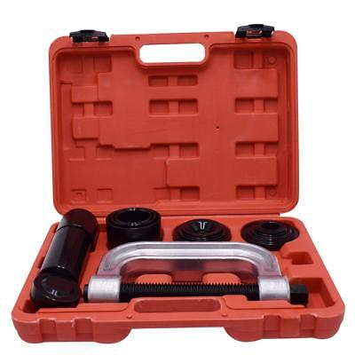 4 in 1 Ball Joint Press Service Removal Tool Set for 2WD 4WD Cars Truck Tractor
