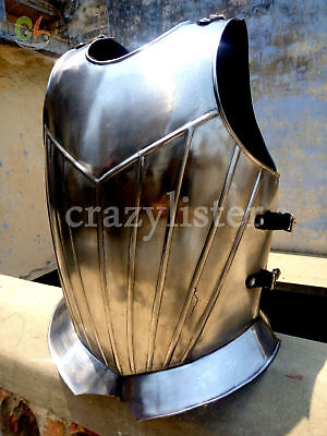Armor Collectibles Breastplate - Gothic Harness jacket Solid Steel Medieval Gift