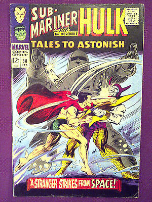 Tales to Astonish  #88 FN
