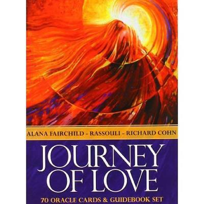 Journey of Love: Oracle Cards & Guidebook Set Fairchild, Alana/ Cohn, Richard/ R
