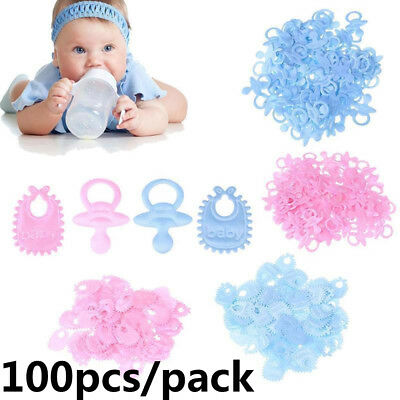 Footprint Party Supplies Birthday Confetti Table Decoration Baby Shower Decor