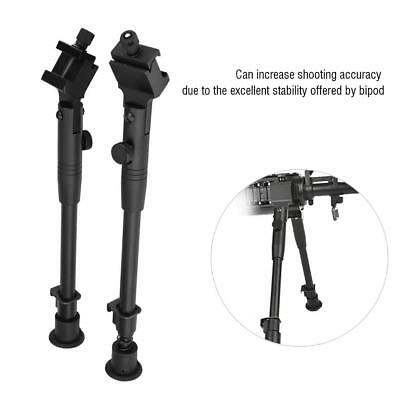Tactical Rifle Bipod Heavy Duty Aluminum Alloy Adjustable Monopods For Hunting