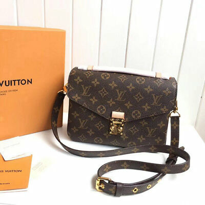 Authentic Louis Vuitton Monogram Sac Souple 35 Boston Travel Hand