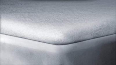 Mattress-protector Fitted-sheet-Style-White Waterproof, Noiseless Breathable