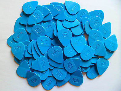 Herdim Picks Blue Old One 100x Used by U2 the Edge Worldwide Shipping Free
