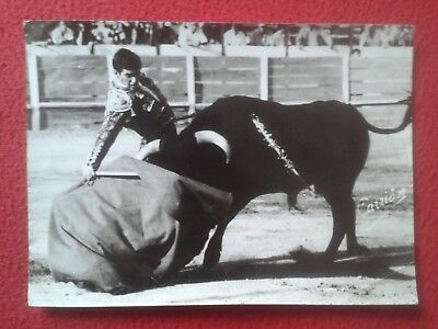 Foto Photo Fotografía Imagen Toros Torero Bullfighting Plaza Carrión Barcelona