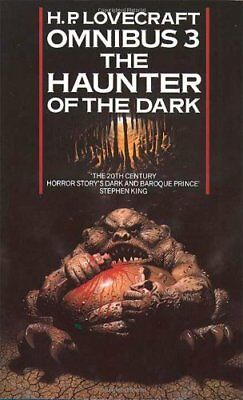 Haunter of the Dark and Other T by H. P. Lovecraft New Paperback / softback Book