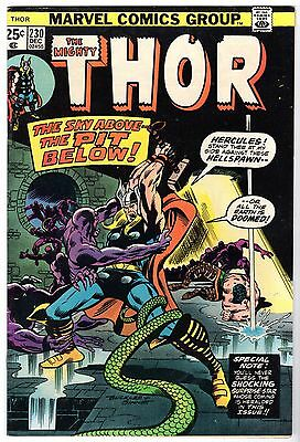 Thor #230, Very Fine Condition