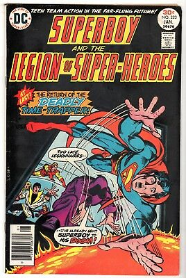 Superboy & The Legion of Super-Heroes #233, Fine Condition