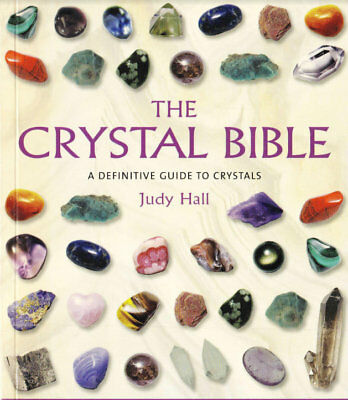 The Crystal Bible by Judy Hall (E-B00K)
