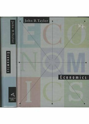 Economics by Taylor, John Hardback Book The Cheap Fast Free Post