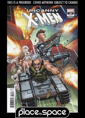 (Wk06) Uncanny X-Men, Vol. 5 #11F - Lim Variant - Preorder 6Th Feb