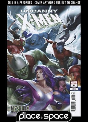 (Wk06) Uncanny X-Men, Vol. 5 #11C - Inhyuk Lee Skrulls Var - Preorder 6Th Feb