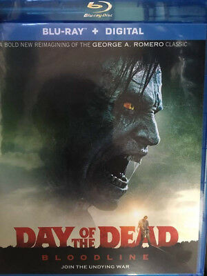 Day of the Dead Blu-Ray No DVD/Digital/Slip Like New FAST FREE Combine Shipping