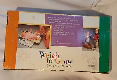 Weight to Grow Child's Scale