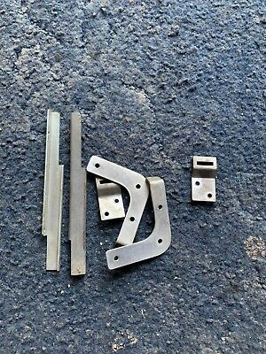 Jennings One Arm Bandit metal cabinet parts