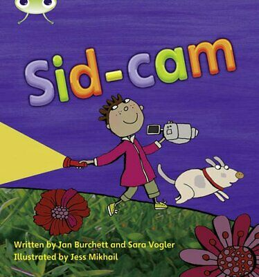 Bug Club Phonics Bug Set 10 Sid-Cam by Vogler, Sara Paperback Book The Cheap