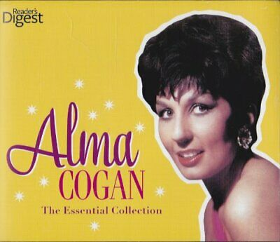 Alma Cogan The Essential Collection -  CD 22VG The Cheap Fast Free Post The