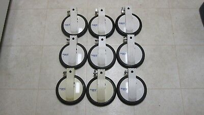Roland PD-7 Electronic Drum Trigger Pads Lot 9
