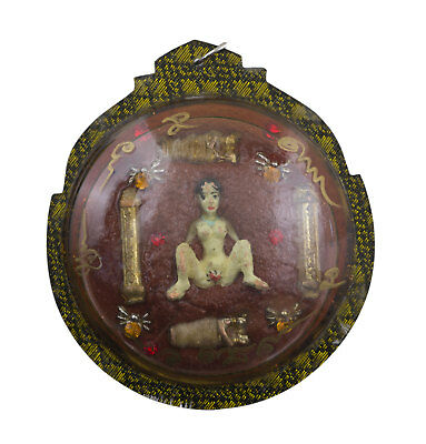 Amulette thaï Mae Eper Ngang Femme Puissant Talisman Amour Sex-appeal Metta 1422