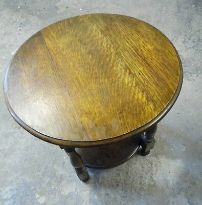 Small late Victorian Low Side Table