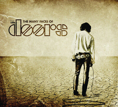 Various Artists - The Many Faces Of The Doors (3 Disc) CD NEW