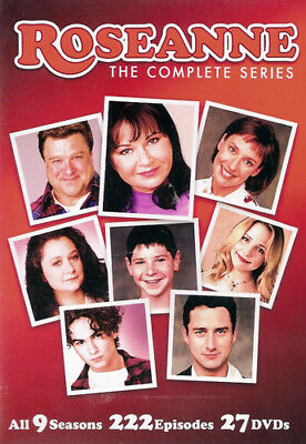 Roseanne: The Complete Series (27 Disc) DVD NEW