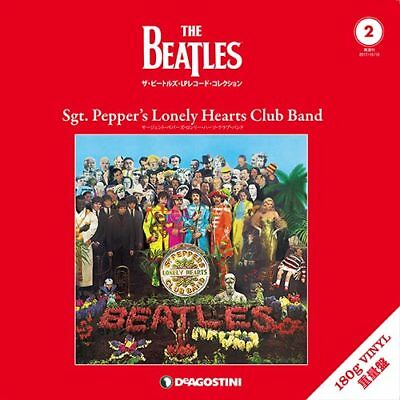 The Beatles / SGT. PEPPER'S LONELY HEARTS CLUB BAND 180g VINYL (LP) DeAGOSTINI