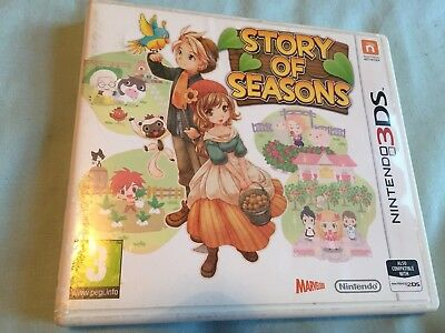 Story of Seasons for Nintendo 3DS, Quick Dispatch, Free UK Postage!