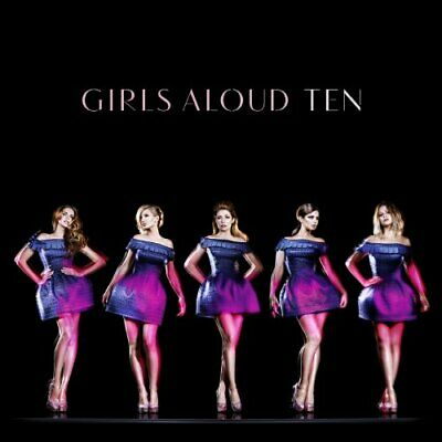 Girls Aloud - Ten [Deluxe Edition] - Girls Aloud CD 8GVG The Cheap Fast Free The
