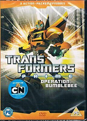 Transformers - Prime: Operation Bumblebee [DVD] - DVD  F6VG The Cheap Fast Free