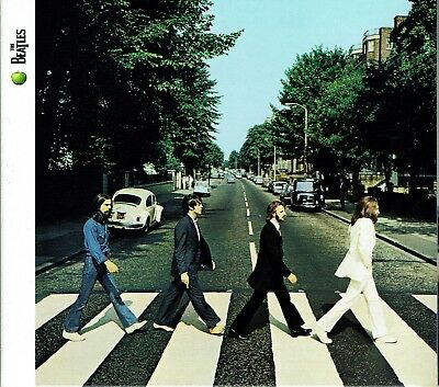 THE BEATLES Abbey Road Remaster 2009 CD