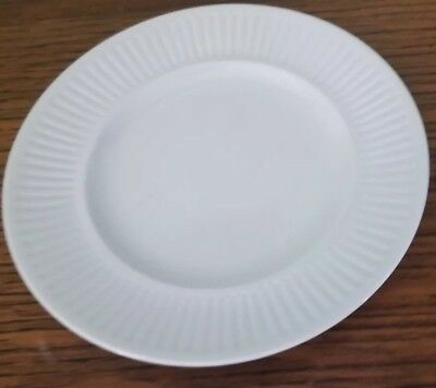 """Johnson Brothers Ironstone ATHENA 6 1/4"""" Bread & Butter Plates white ENGLAND"""