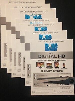 The Boss Baby (HD Digital Code Only) Canada redemption only!