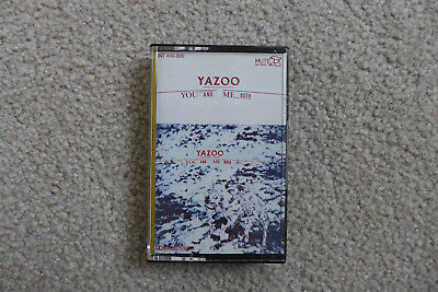 Yazoo - you and me both MC Cassette Musikkassette Mute