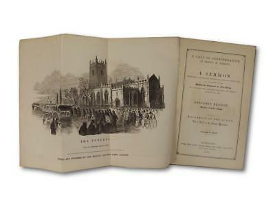 Beddow,Barnsley Sermon on Mining Disaster,1847,Yorkshire,Pamphlet,Mines,Deaths