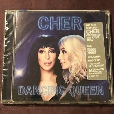 CHER Dancing Queen CD (BRAND NEW 2018) ALBUM