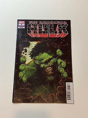 Immortal Hulk #2 (1:25) 1St Appearance Dr.frye | Rare Variant