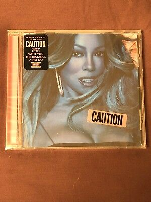 Mariah Carey CAUTION Full Album CD (NEW 2018)