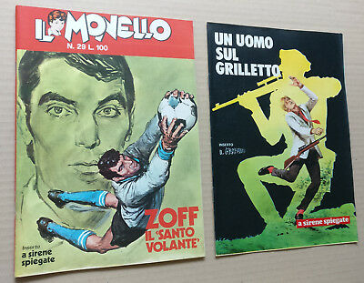 IL MONELLO - N°29 del 20-07-1972 con SUPPLEMENTO - ZOFF in cover