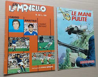 IL MONELLO - N°23 del 8-06-1972 con SUPPLEMENTO - CAUSIO-ANASTASI in cover
