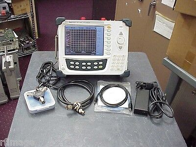 GENCOMM  GC7106A  JD7106A  RF ANALYZER-SPECTRUM/SWEEP/DTF-POWER METER-Opt-3/4/5