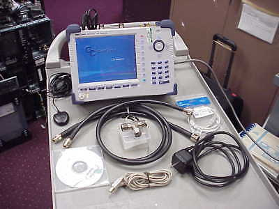 Gencomm Jdsu Gc747A Lte Base Station Analyzer-Antenna Sweep-Spectrum Analyzer