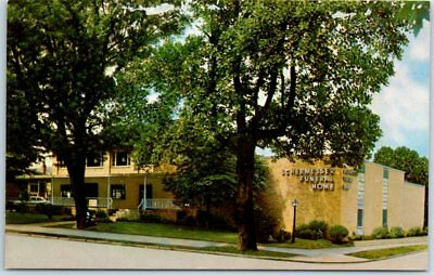 CLEVELAND, OHIO POSTCARD CORRIGAN FUNERAL HOMES Mortuary