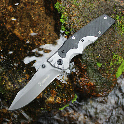 Tactical Folding Knife Camping Hunting Fishing Survival Outdoor Tool knives