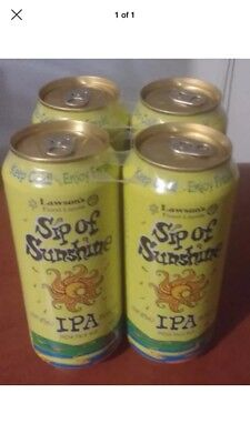Sip of Sunshine- Lawsons Finest IPA 4 Cans