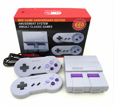 SNES Classic 660+ Games | New Super Nintendo Classic Modded