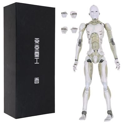 Toa Heavy Industries 1//12 Made Of Synthetic 6/'/' Human PVC Action Figure Boxed